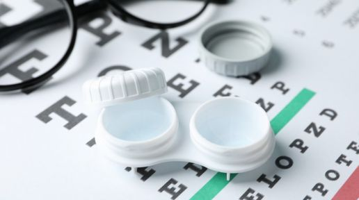 When glasses and contact lenses don't help improve vision photo