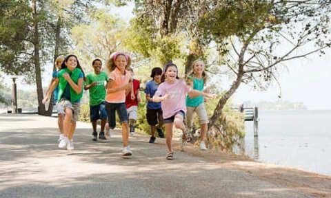 Outdoor activity reduces the risk of myopia in schoolchildren photo