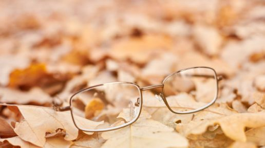 Deterioration of vision causes a decrease in cognitive functions photo