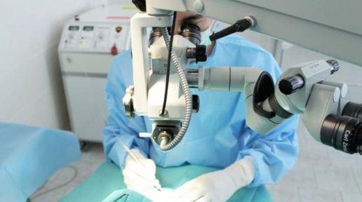 Лікування катаракти: факоемульсифікація photo